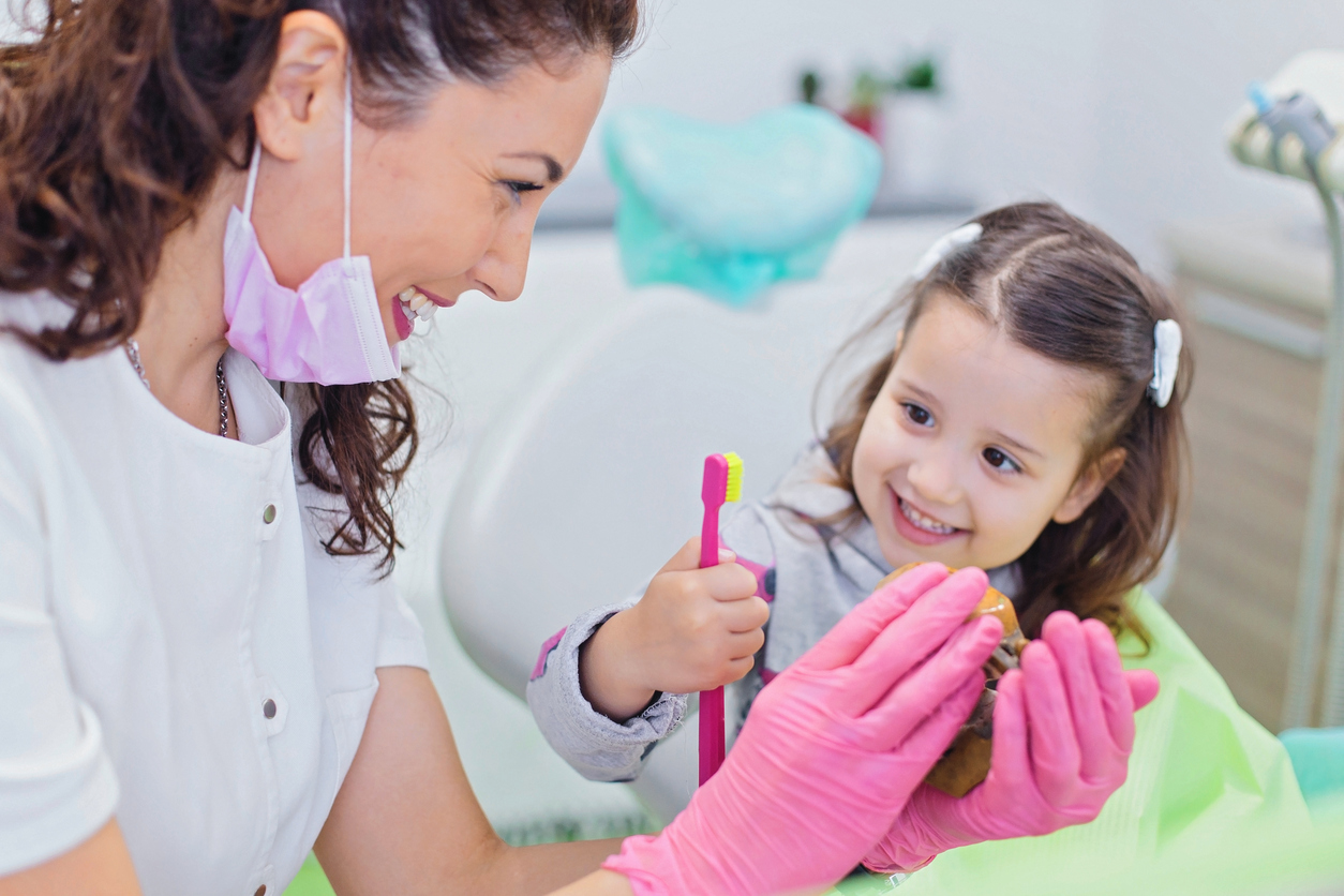 5 Tips for Your Child's First Dental Visit | Simply Beautiful Smiles