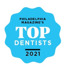 philadelphia magazine top dentist 2021